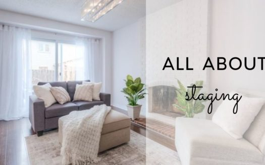 all about staging